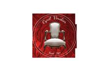 logo de l'entreprise Cyril Verdier tapissier décorateur à Trouville sur Mer dans le Calvados(14) en Normandie