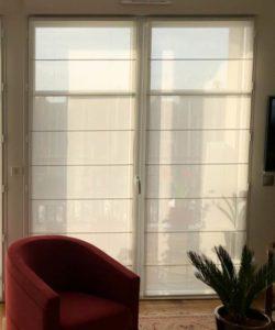 stores bateau à l'atelier-boutique Verdier décoration artisan tapissier décorateur à Trouville sur mer proche de Honfleur, st gatien des bois, Cabourg, Deauville, pont-l'éveques, Caen, Rouen, Paris dans le calvados en Normandie